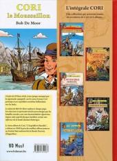 Verso de Cori le Moussaillon -2TL- L'invincible armada 1 - les espions de la reine