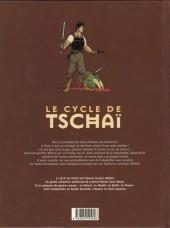 Verso de Le cycle de Tschaï -2- Le Chasch volume II