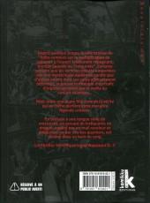Verso de Reversible man -1- Volume 1