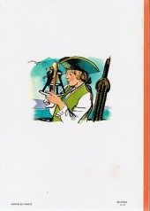 Verso de L'Île au trésor (Poirier) - L'île au trésor