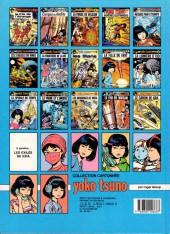 Verso de Yoko Tsuno -3b87- La forge de vulcain