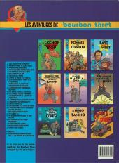 Verso de Bourbon Thret -1- Comics and stories