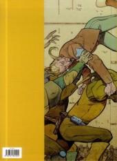 Verso de L'incal - Une aventure de John Difool -INTf Cof- Intégrale