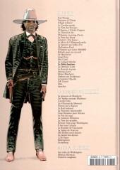 Verso de Blueberry - La collection (Hachette) -2032- La Tribu fantôme