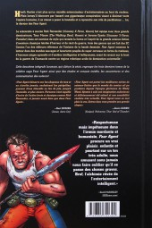 Verso de Fear Agent -INT2- Intégrale Volume Deux