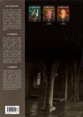 Verso de Les 30 deniers -1- Savoir