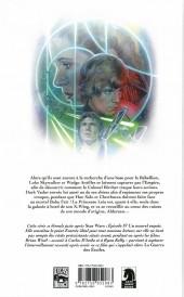 Verso de Star Wars (Delcourt) -2- Haute Trahison