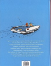 Verso de Spirou et Fantasio -HCourte4- Vacances sans histoires