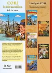 Verso de Cori le Moussaillon -3TL- L'invincible armada 2 - le dragon des mers