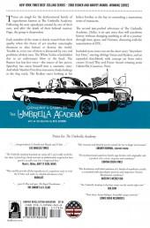 Verso de Umbrella Academy: Dallas (The) (2008) -INT02- Dallas