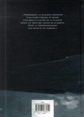 Verso de Le transperceneige -INTa- Transperceneige