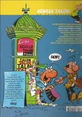 Verso de Achille Talon - La collection (Cobra) -3- Achille Talon persiste et signe !