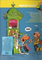 Verso de Achille Talon - La collection (Cobra) -2- Achille Talon aggrave son cas !