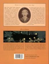 Verso de L'Île au trésor (Simon) -1a- Volume 1