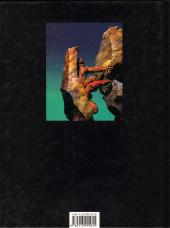 Verso de Den -8- La Quête Tome 2