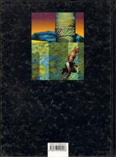 Verso de Den -7- La Quête Tome 1