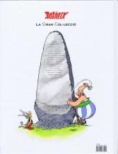 Verso de Astérix (en langues étrangères) -14Cat/b- Astèrix a Hispània