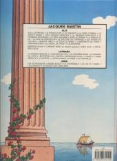 Verso de Alix -1b1996- Alix l'intrépide