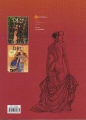 Verso de Djinn -FL04- Cycle Africa