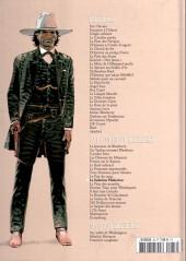 Verso de Blueberry - La collection (Hachette) -3933- La Solution Pinkerton