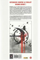 Verso de Bloodshot -2- Le plus dur est la chute