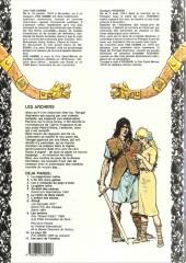 Verso de Thorgal -9a86- Les archers