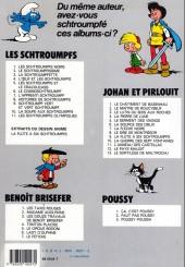 Verso de Benoît Brisefer -3b88- Les Douze Travaux de Benoît Brisefer