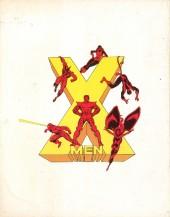 Verso de X-Men (Les étranges) -Rec02- Album relié N°2