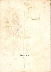 Verso de Yuma (1re série) -Rec057- Album N°57 (du n°222 au n°224)