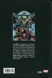 Verso de Astonishing X-Men (Marvel Dark) - Boîte à fantômes