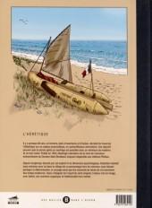Verso de L'hérétique - L'Hérétique
