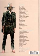 Verso de Blueberry - La collection (Hachette) -4034- La Piste des maudits