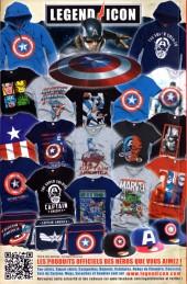 Verso de Uncanny Avengers (2e série) -1- Avengers à Louer