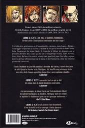 Verso de Locke & Key -6- Alpha & Oméga