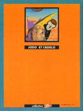 Verso de Le dieu jaloux / La Saga d'Alandor -1- Le Dieu jaloux