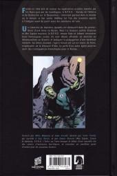 Verso de B.P.R.D. - L'Enfer sur Terre -2- La Longue Mort