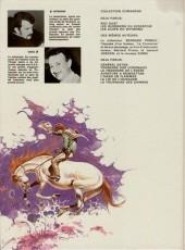 Verso de Comanche -1a1974- Red Dust