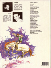 Verso de Comanche -7b1984- Le doigt du diable
