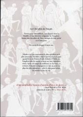 Verso de Templiers -2- Le graal