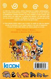 Verso de Animal Kingdom -3- Tome 3