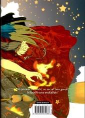 Verso de Witchcraft works -2- Volume 2