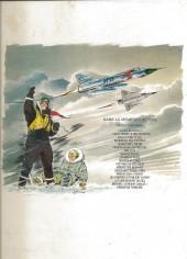 Verso de Tanguy et Laverdure -6c1981- Canon bleu ne répond plus