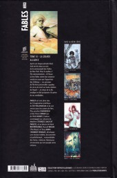 Verso de Fables (Urban Comics) -14- La Grande Alliance
