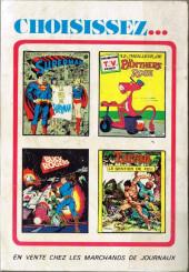 Verso de TV pocket (Collection ) (Sagedition) -8- Le meilleur de Superman