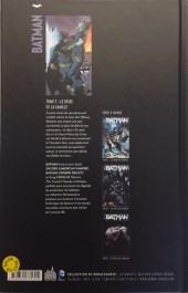 Verso de Batman (DC Renaissance) -3TL- Le Deuil de la famille