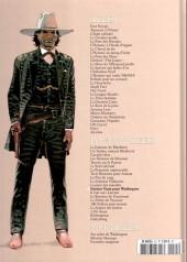 Verso de Blueberry - La collection (Hachette) -4135- Dernier Train pour Washington