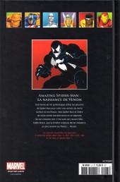 Verso de Marvel Comics - La collection (Hachette) -511- Amazing Spider-Man - La Naissance de Venom