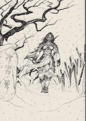 Verso de Samurai -INTTL1- Intégrale I - Tomes 1, 2 et 3