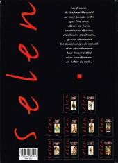 Verso de Selen présente... -10- Métamorphoses