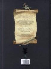 Verso de L'encyclopédie curieuse et bizarre par Billy Brouillard -1- Les fantômes